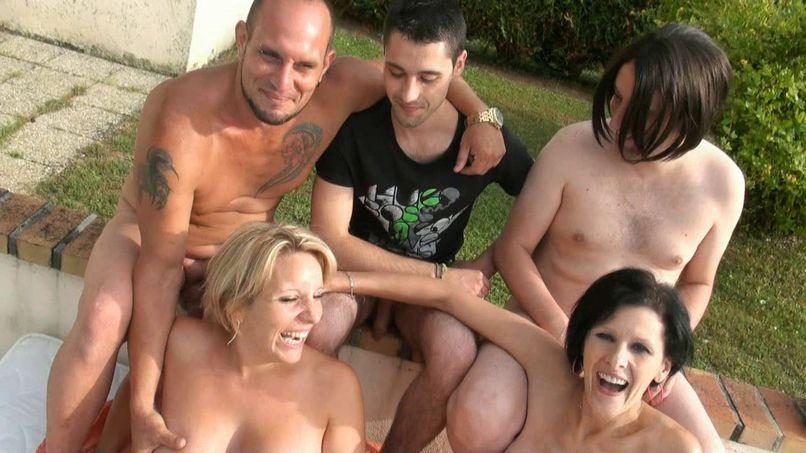 Lesbienne gros seins