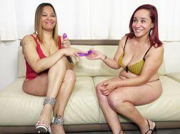 The common fantasy of Camila and Sabrina ...