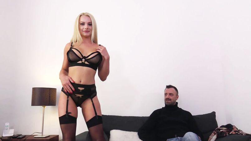 Actrice porno blonde